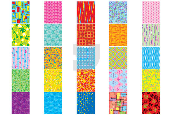 Funkyback Patterns  02