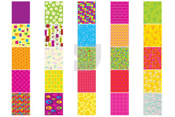 Funkyback Patterns  06