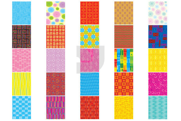 Funkyback Patterns  15