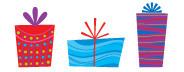 Christmas Gift Boxes 03