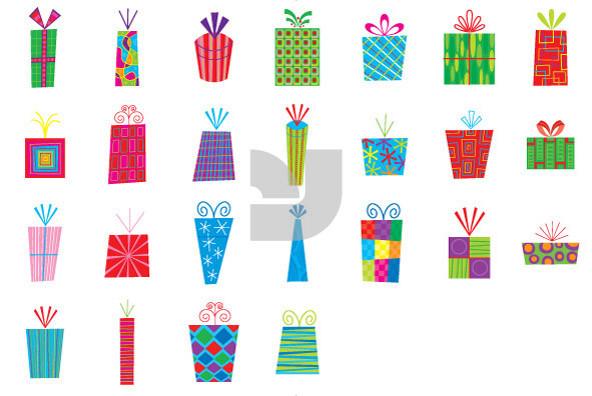 Christmas Gift Boxes 05