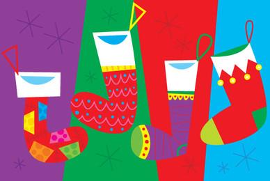 Christmas Stockings 02