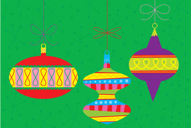 Christmas Ornaments 01