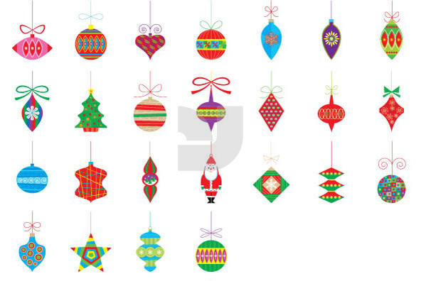 Christmas ornaments 03 graphics youworkforthem for How to design a christmas ornament