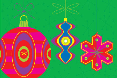 Christmas Ornaments 04