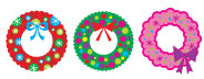 Christmas Wreaths 01