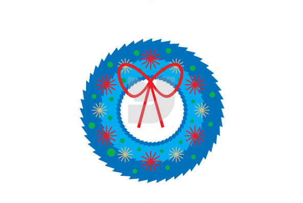 Christmas Wreaths 02