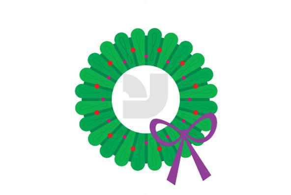 Christmas Wreaths 02