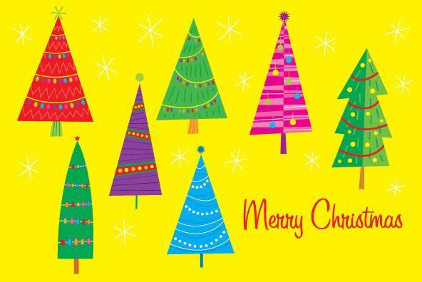 Christmas Trees 01