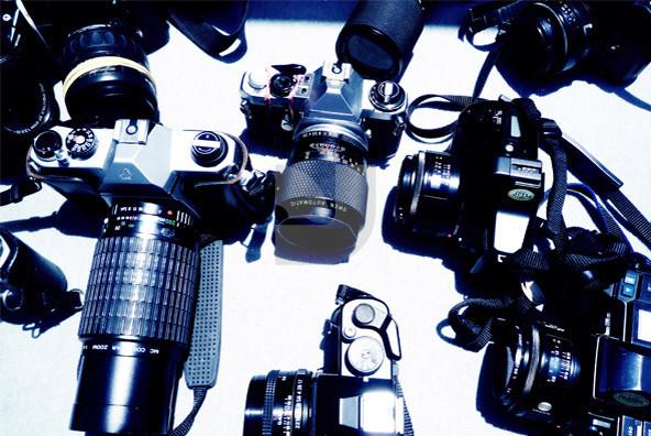 Flea Market Cameras