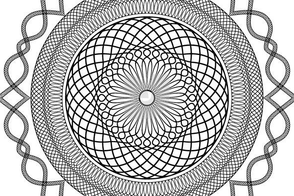Radial Patterns
