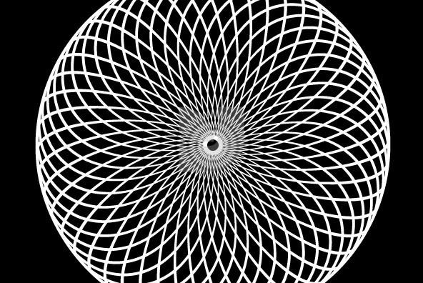 Radial Patterns 02 - Graphics - YouWorkForThem