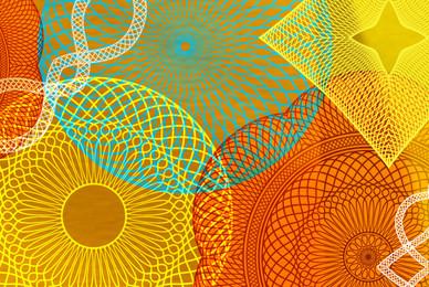 Radial Patterns 02