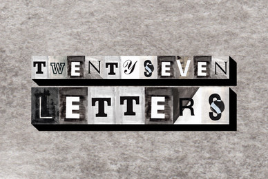 27 letters