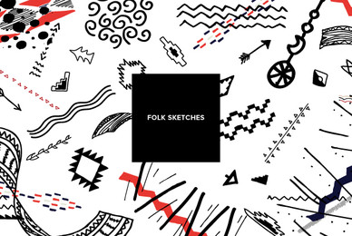 Folk Sketches