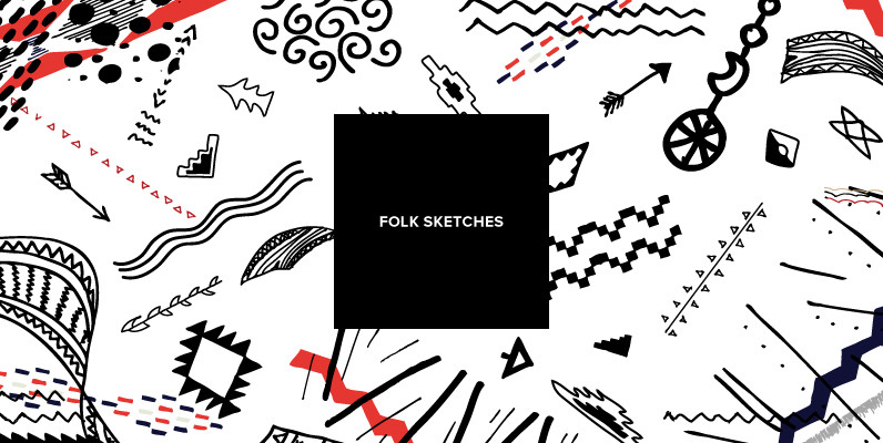 Folk Sketches