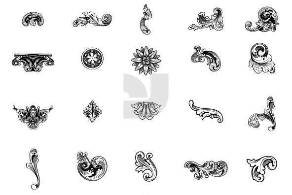 Engravings Collection 02