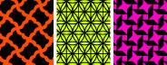 Day Glo Patterns