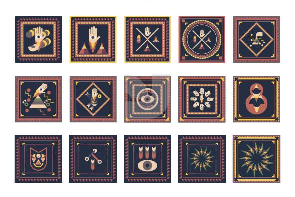 Potalaka Pattern