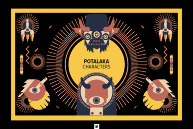 Potalaka Characters
