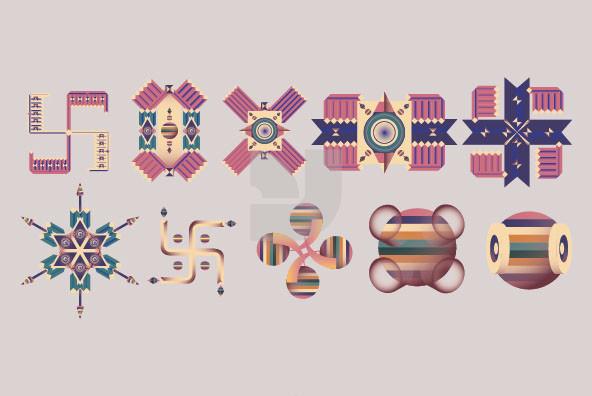 Potalaka Symbol