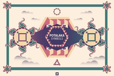 Potalaka Symbols
