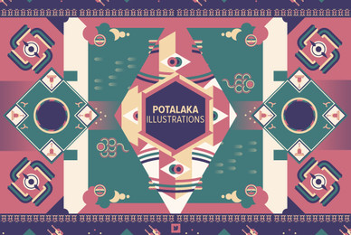 Potalaka Illustrations