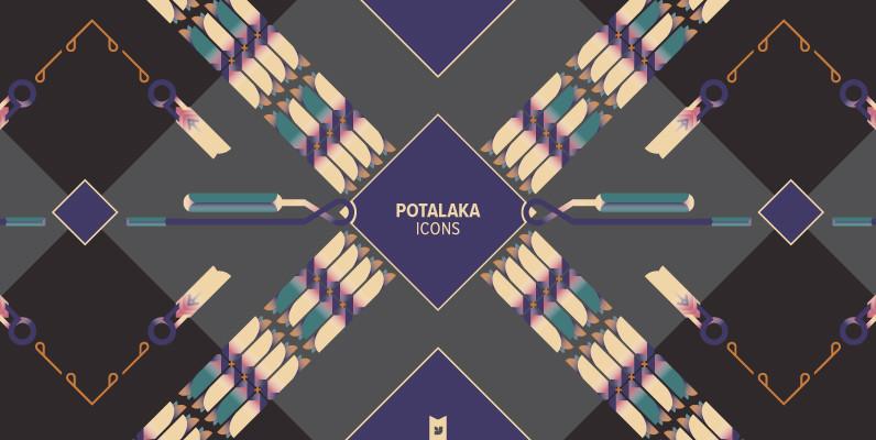 Potalaka Icons
