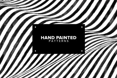 Hand Painted Patterns