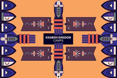 Kikarish Kingdom   Camps