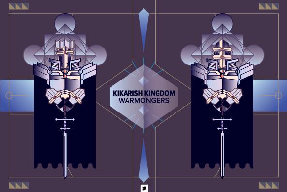 Kikarish Kingdom   Warmongers