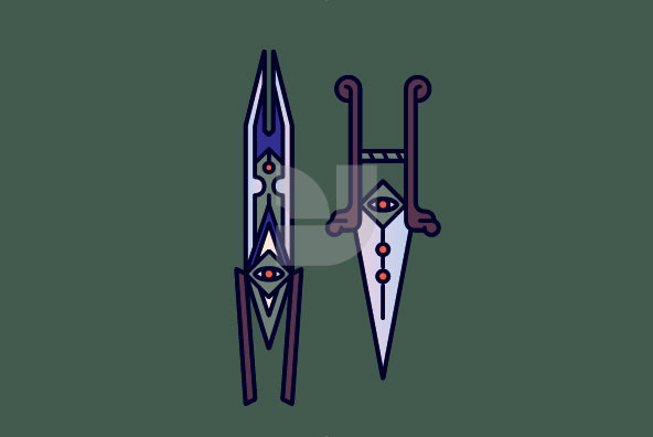 Kikarish Kingdom   Weapons