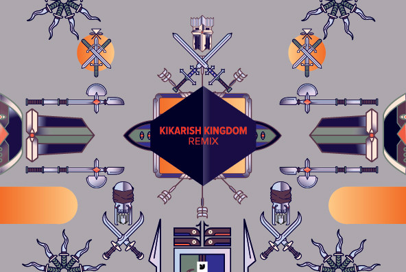 Kikarish Kingdom   Remix