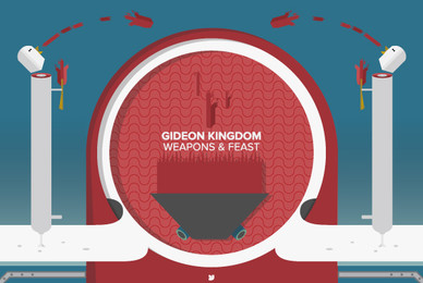 Gideon Kingdom   Weapons  Feast 02