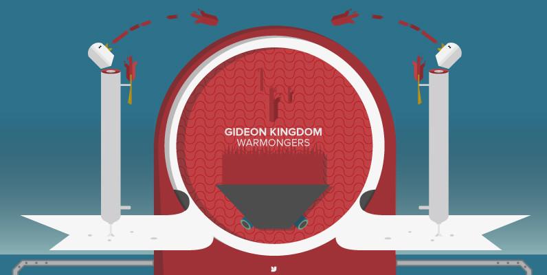 Gideon Kingdom   Weapons   Feast 02