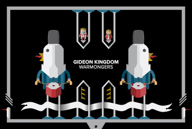 Gideon Kingdom   Warmongers