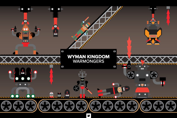 Wyman Kingdom   Warmongers