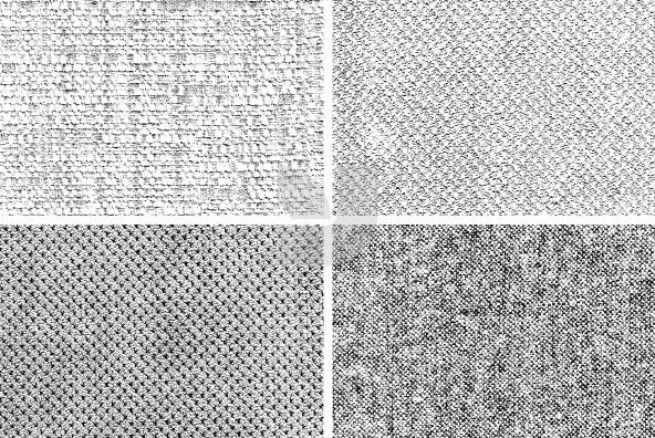 Bitmap Textures  Fabric