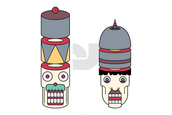 Twisted Christmas Nutcrackers 02
