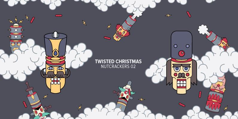 Twisted Christmas Nutcrackers 02
