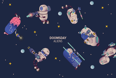 Doomsday Aliens
