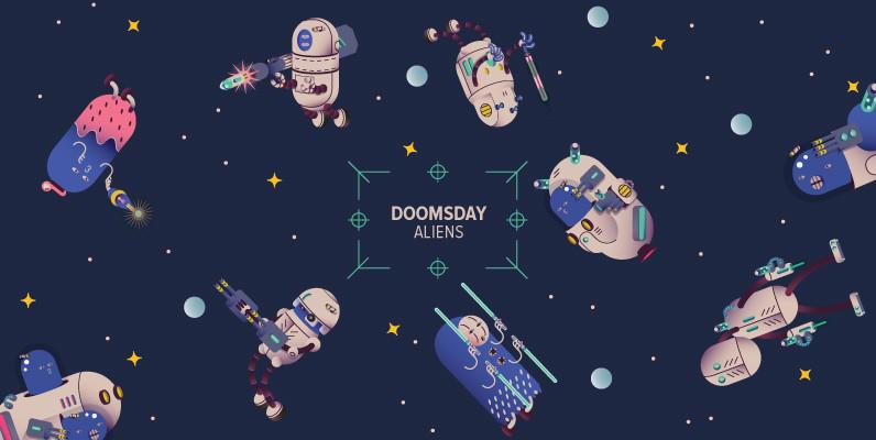 Doomsday Aliens