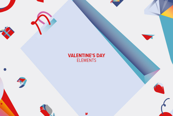 Valentine s Day  Elements