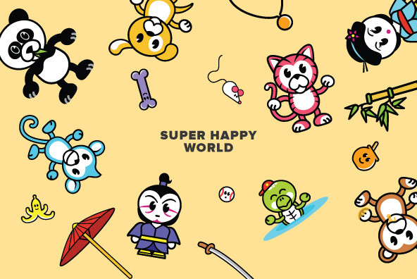 Super Happy Fun World
