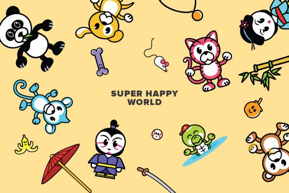 Super Happy Fun World