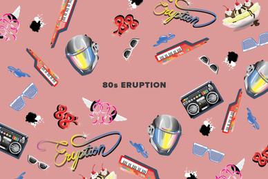 80039 s Eruption