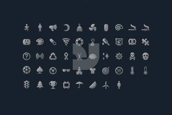 Miscellaneous Icons 02