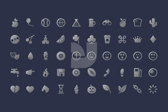 Miscellaneous Icons 01