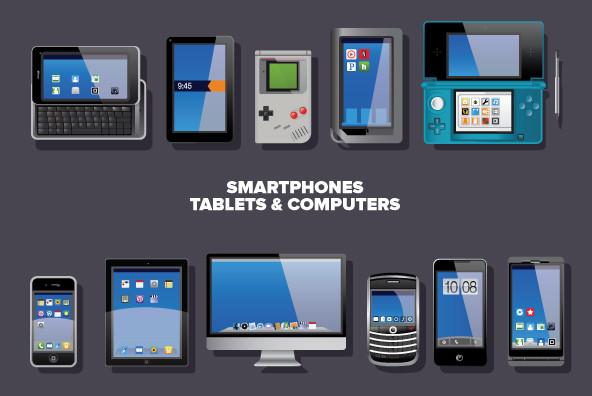 Smartphones  Tablets    Computers