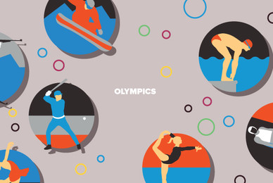 Summer and Winter Olympics